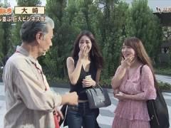 テレ朝「じゅん散歩」でインタビューされたAV女優・白石茉莉奈が復帰www「私の仕事はSEXですww」