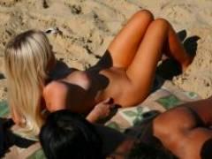 【外人 エロ】ヌーディストビーチに一度でもいいから行きたくなる画像集めたよ。