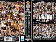 石原莉奈「ATTACKERS Anthology.2014」