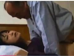 【おっぱい】ヘンリー塚本・浅井舞香。夫婦仲の悪い熟女人妻!モデルをしている画家には夢中です。