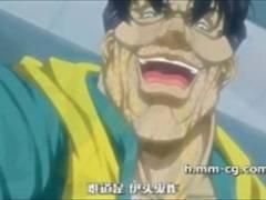 鬼畜陵辱エロアニメ 伝説の鬼畜野郎鬼作の手を逃れようと温泉旅行にでかけたJKがそこでもまた陵辱される