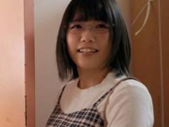 【佐知子】全身を震わせながら絶叫アクメ連発!AVに出演するために九州からやってきた純朴柔乳娘が犯されたい4つの願望!!