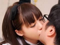 姫のきゃわ顔に欲情して性欲を爆発させた男… 鈴村あいり