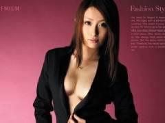 吉崎直緒のスーツ・コス2[6] PGD-318