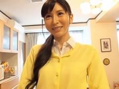 スレンダーちっぱいの四十路ハーフ美魔女の自宅でハメまくる! 朝倉・アヴィゲイル・日菜子