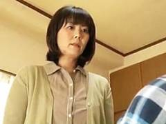 【ヘンリー塚本】あやまちの膣内発射!義理の息子の子供を妊娠した義母! 円城ひとみ