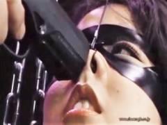 女ヒロイン若菜すず囚われ鼻フックで拳銃を突きつけられそこから犯されるwwwwwwwwwwwwwww
