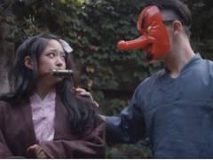 【悲報】鬼滅の刃のコスプレAV「鬼詰のオ刃」に腐女子ファンがガチギレしてしまう