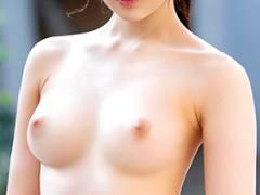 白川ゆず 美白美乳で文句なし!男性経験1人の絶対的美少女がAVデビュー!