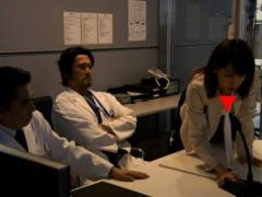 ブラックペアン第7話で加藤綾子アナが胸チラ