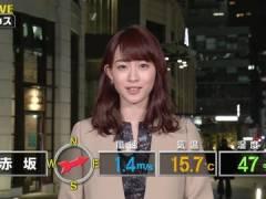 新井恵理那が新たに事務所入りする鷲見玲奈アナに対抗心ムキ出し。