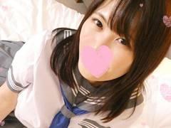 【個人撮影】アイドル級清純系巨乳美女に生ハメ厳禁危険日コッソリ生ちんぽ挿入ドッキリ
