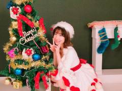 【AKB48】柏木由紀、サンタコスプレ姿披露が即ハボ過ぎる件wwwwwwwwwwwwwwwwwww