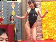 【エロ画像】西野未姫がAbemaでほぼヌード水着「くぱぁ」Tフロントどころじゃねえwwww