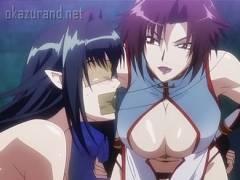 【拘束・拷問】ドSな女にチャイナ娘に捕まった魔女アンネローゼが壮絶な凌辱拷問を受ける!