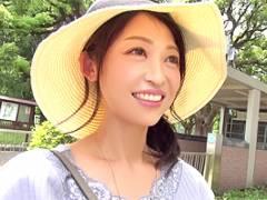 久保今日子 鎌倉の美人妻が7年ぶりの膣内射精の快感を味わった中出しSEX