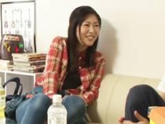 【熟女ナンパ】35歳の専業主婦をナンパして自宅アパートに連れ込んでパコる!