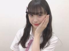 【朗報】NMB梅山恋和が想像以上に可愛かったwwwww
