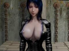 【3Dエロアニメ】スパンダムの極太チ○ポ&最強の媚薬で快楽堕ちしてしまうニコ・ロビン