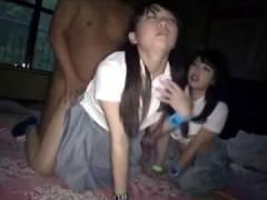 バスケの合宿所に盗撮カメラを仕込み女子部員を性ペット化する鬼畜顧問