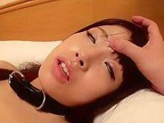 催眠術でトランス状態になりメス犬ポーズでアへ顔絶頂する才色兼備な女子大生