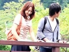 四十路母が息子の就職祝いに誘った温泉旅行で禁断母子交尾! 矢部寿恵