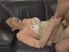 真矢涼子 ケンカばかりする女房より肉感的な六十路の巨乳義母に惹かれる婿!