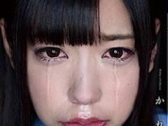 【咲坂花恋】鬼畜イラマチオ調教で涙ボロボロのセーラー服女子校生