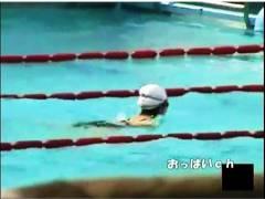 【おしっこ】市民プールの公衆便所をカメラ小僧が本物盗撮!