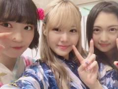 【画像あり】矢作姉妹に挟まれた金髪美少女は誰だ!と話題に!