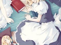 ※非エロ【東方】魔理沙の読書会【同人誌】