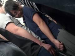 水谷あおい 電車で痴漢されるJK玩具で失禁絶頂!強制フェラさせられ顔射される