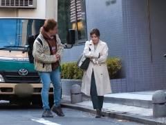恵比寿で奇跡のアラフォー美女をナンパ。不動産関係のバリキャリがホテルで巨乳を揺らし乱れる