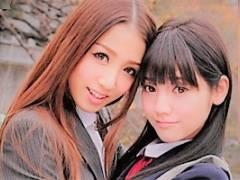 友田彩也香 みづなれい 仲が良いだけじゃない美人姉妹の禁断レズ愛で姉と妹がスレンダーな肌を絡めて近親相姦