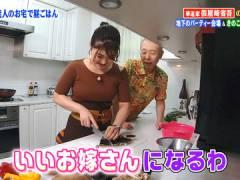 元フィギュア村上佳菜子さんのおっぱいがデカい。