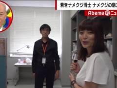 巨乳女子アナ三谷紬の透けブラおっぱいの形がくっきりキャプ!テレビ朝日女子アナ