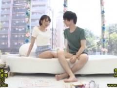【MM号】大学生の男女がカップルでもないのに互いにオナニーを見せ合いお小遣い稼ぎw