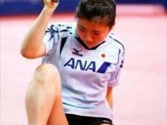 卓球少女愛ちゃん引退を偲んで惜別のシコシコ