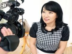 美原すみれ 可愛い声で喘いじゃう四十路なM熟女が初撮りAVデビュー!