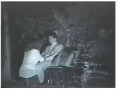 【盗撮+青姦+個人撮影】これは危ない会社の帰りの公園に来た会社員!OLにチンポコをフェラチオさせてしまいます。