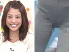 【マンスジ】岡副麻希アナ、スパッツがピチピチすぎて割れ目くっきり!【エロ画像36枚】