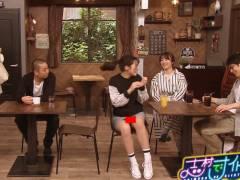 赤崎月香とかいう18歳「志村でナイト」でパンモロを放送される。。(エロ画像)