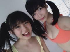 【過激画像】NMB48岩田桃華の胸元にキスマークが付いてるwwwwww