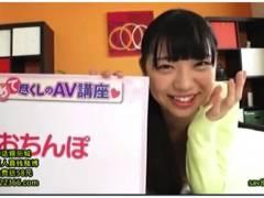 【おっぱい】桐谷まつり・これはやばい天然Hカップ!エッチな質問コーナーです。
