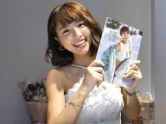 【エロ画像】峮峮(チュンチュン)(台湾の乳揺れチアリーダー)様がついに爆乳写真集を発売wwwww