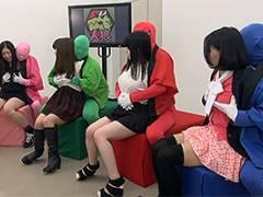 美泉咲 黛ユイ AV女優達が人狼ゲームに参加!おっぱいを揉まれても感じる訳にはいかず声ガマン!
