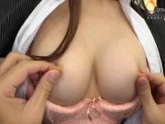蓮実クレア 香苗レノン 女性専用車両で美女達を時間停止!巨乳を乳首責めしたりイタズラし放題