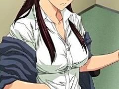 ワイシャツの似合う目つきの悪い女は夜はヨガりまくって喘ぐ可愛い彼女に大変身