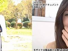 スレンダーでおしとやかな清楚系人妻の海藤みずほさんがAVデビュー。