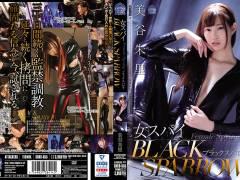 美谷朱里「女スパイ BLACK SPARROW 美谷朱里」